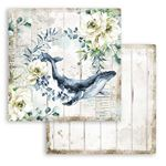 Blocco di Carte Scrap Romantic Sea Dream cm 30 x 30