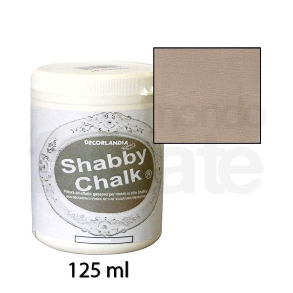 Shabby Chalk Tortora ml 125