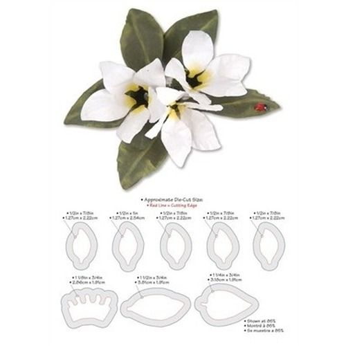 Thinlits Stephanotis